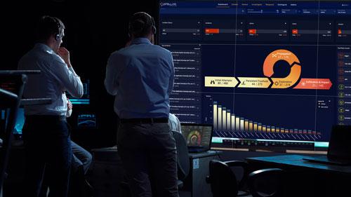 ユーザーエンティティ行動分析(UEBA)機能